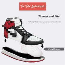 Tik Tok Amazing Sneaker Shields AJ,Kobe,LBJ Protector Against Shoe Creases, Toebox Crease Preventers, Men's 7.5-13 / Women's 5-9 стоимость