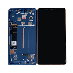 "Image 2 - 5.88"" Original M&Sen For Xiaomi Mi8 SE Xiaomi 8 SE Super Amoled LCD Screen Display+Touch Screen Digitizer Frame For Mi 8SE LCD"