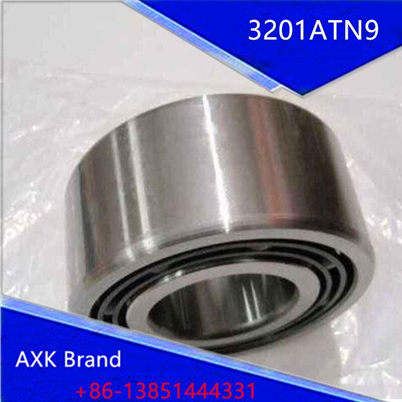 1PCS 3201ATN9 3201 3201A 5201 12x32x15.9 3201-B-TVH 3056201 3201B Double Row Angular Contact Ball Bearings  AXK Bearing клей loctte 3201 1
