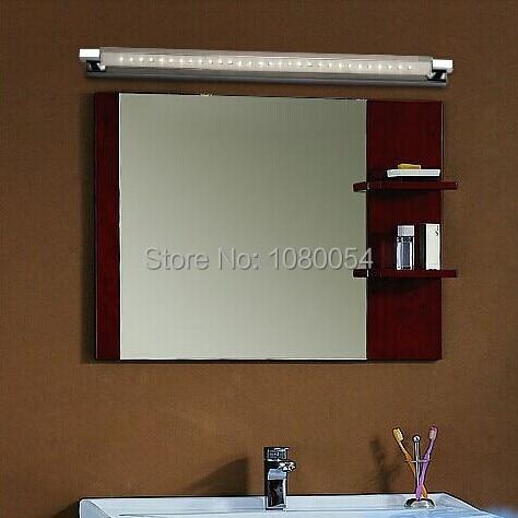 comprar nuevo llevada del espejo moderno breve bao aplique de pared lmpara espejo de tocador led lmparas de luz de pared para el