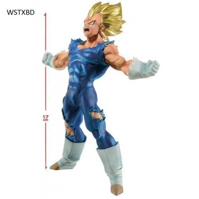 Vegeta Final Explosion Pose Original Action Figure from Dragon Ball Z