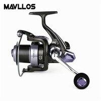 Mavllos Long Shot Spinning Reel 6000 9000 Model Speed Ratio 5.2:1 14BB Drag Force 25KG Saltwater Boat Fishing Reel