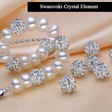 Pearl Bracelet White Pearls Women
