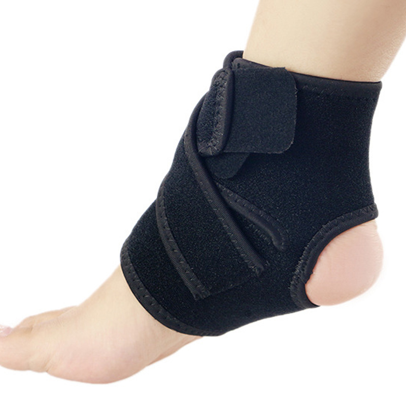 2017 Sports Basketball Adjustable Ankle Support Brace Feet Care Protecter for Mountaineering Thai Boxing Fitness SN-Hot bioaqua exfoliante para pies