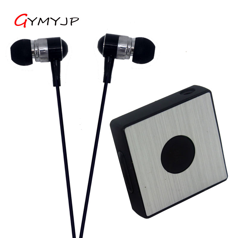 GYMJP metal Bluetooth Stereo Headset Low Handsfree Earphone Headset Wireless Headset With Microphone For iPhone Cellphone high quality 2016 universal wireless bluetooth headset handsfree earphone for iphone samsung jun22