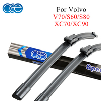 OGE Car Windscreen Wiper Blade For Volvo XC70 XC90 V70 S60 S80 24 22 Professinoal 2Pcs