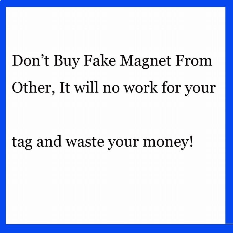 fake magnet