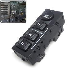 4WD 4x4 чехол для передачи переключатель для Chevrolet Tahoe Suburban Avalanche Silverado для GMC Sierra Cadillac 15136039