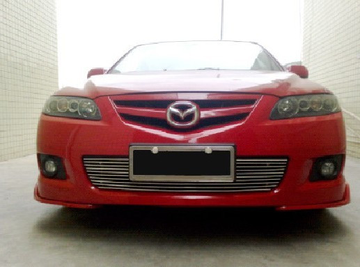 For 2011 MAZDA 6 coupe general abs material 4d version type