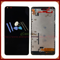 For Microsoft Nokia Lumia 640 LCD Display with Touch Screen Digitizer Assembly with Frame Black + Tools Free Shipping