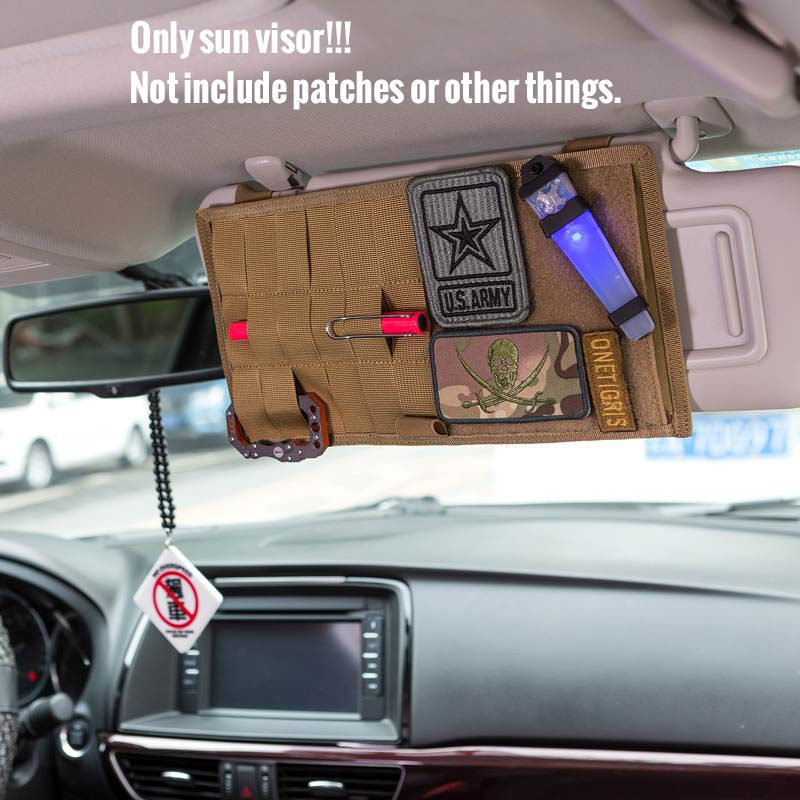 Auto accessories for travel kits 5