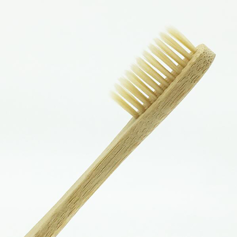 Image 5 - 100 Pieces Black 100% Bamboo Toothbrush Wood toothbrush Novelty Bamboo soft bristle Bamboo Fibre Wooden Handle-in Toothbrushes from Beauty & Health