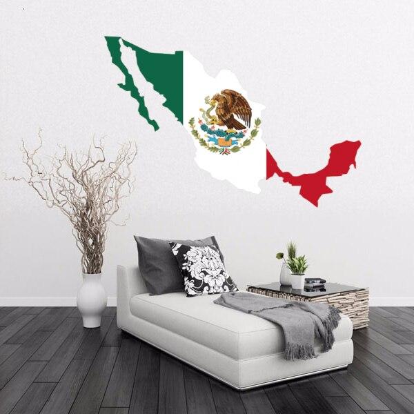 Bandera mapas de m xico encargo decoraci n para el hogar - App decoracion hogar ...