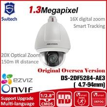 2017 HIKVISION English Version DS-2DF5284-AE3 PTZ Camera original Cctv security Optical Zoom Smart tracking dahua CMOS ONVIF uk