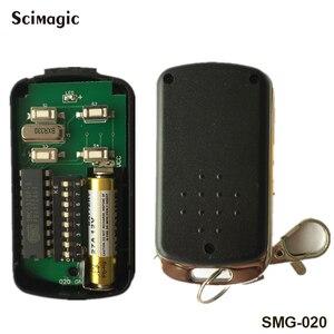 """Image 5 - 330/433mhz SMC5326 8 מח""""ש מתג שלט רחוק עבור שער דלת פותחן"""