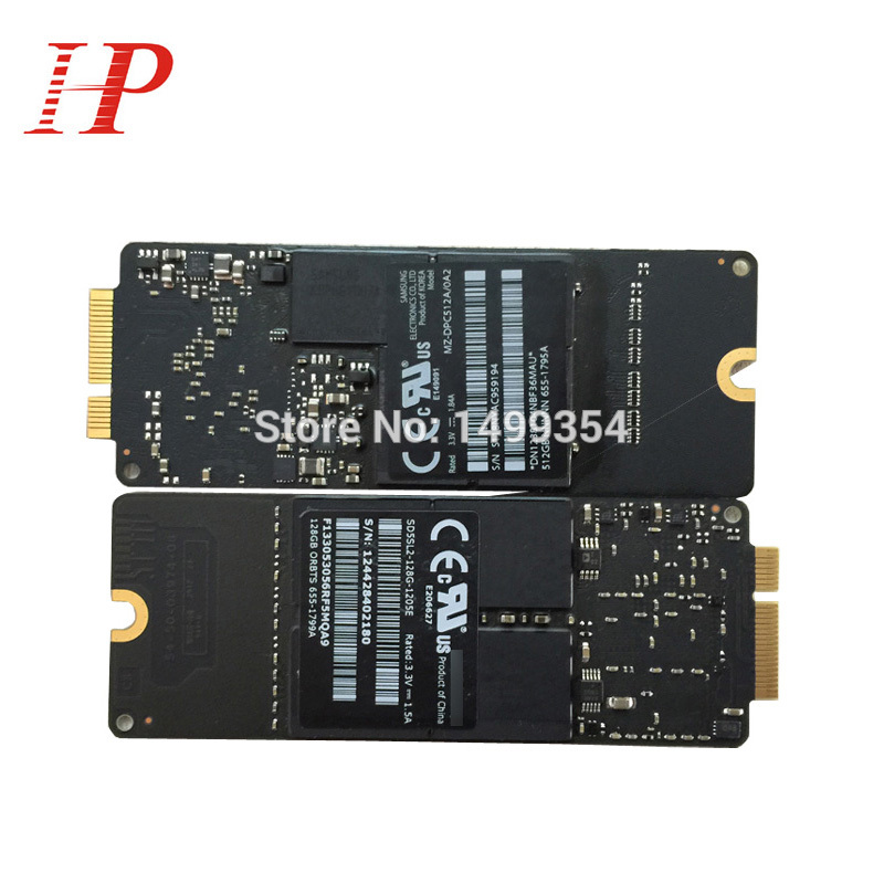 Genuine 100 Working 128GB SSD For Macbook Pro Retina 13 15 A1398 A1425 Internal font b