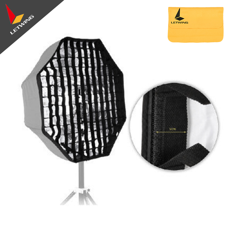 Godox Pro Studio Octagon Honeycomb Grid Softbox Reflector softbox 95cm 37