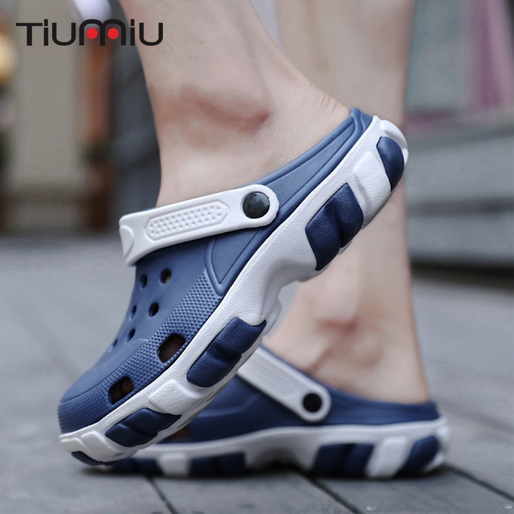 2019  Medical Slippers Doctor Nurse Shoes Garden Clogs Summer Non-slip Breathable Hospital Surgical Lab Laboratory Work Shoes