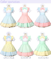 5pcs Servant Women Cosplay Party Halloween Lolita Fancy Dress Adult Women Sissy Maid Uniform Sexy Japan Maid Costumes S M L