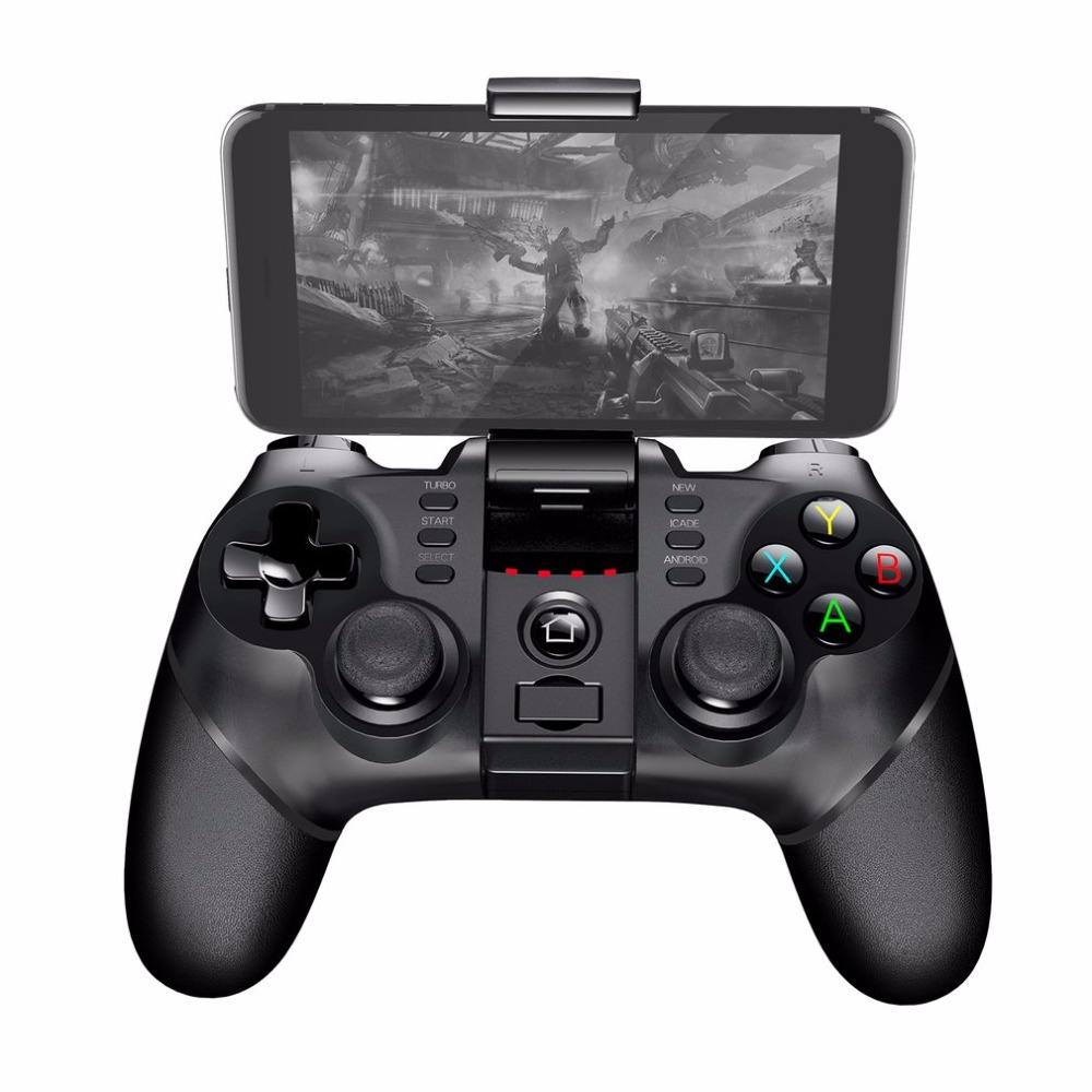 IPega PG-9077 Drahtlose Bluetooth Griff Spiele Joystick Gamepad Für Smartphones Tabletten Smart TV für Android/iOS/Windows system