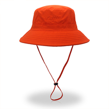 купить Sun Hat Men Bucket Hats Women Summer Fishing Cap Wide Brim UPF50 Protection Flap Hat Breathable Mesh Bone Beach Hat Men онлайн