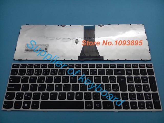 NOUVEAU Tchèque/Slovaque clavier Pour Lenovo G50 30 45 70 70M G50 30 G50 45 G50 70 G50 70M Série ordinateur portable clavier Tchèque