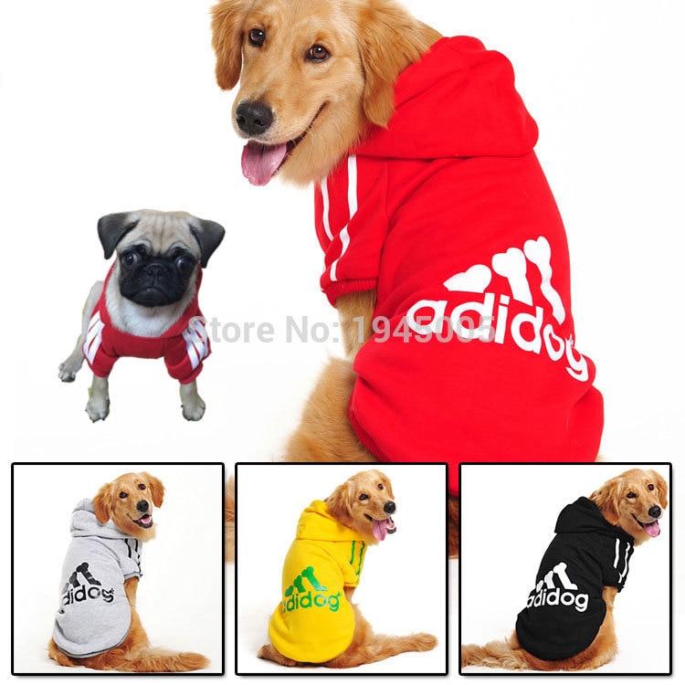 Large Cheap Dog Clothes Sweater Pet Coat Bone Cothing ...