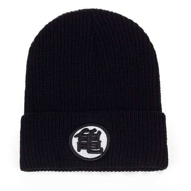 DRAGON BALL EMBROIDERY BEANIE HATS