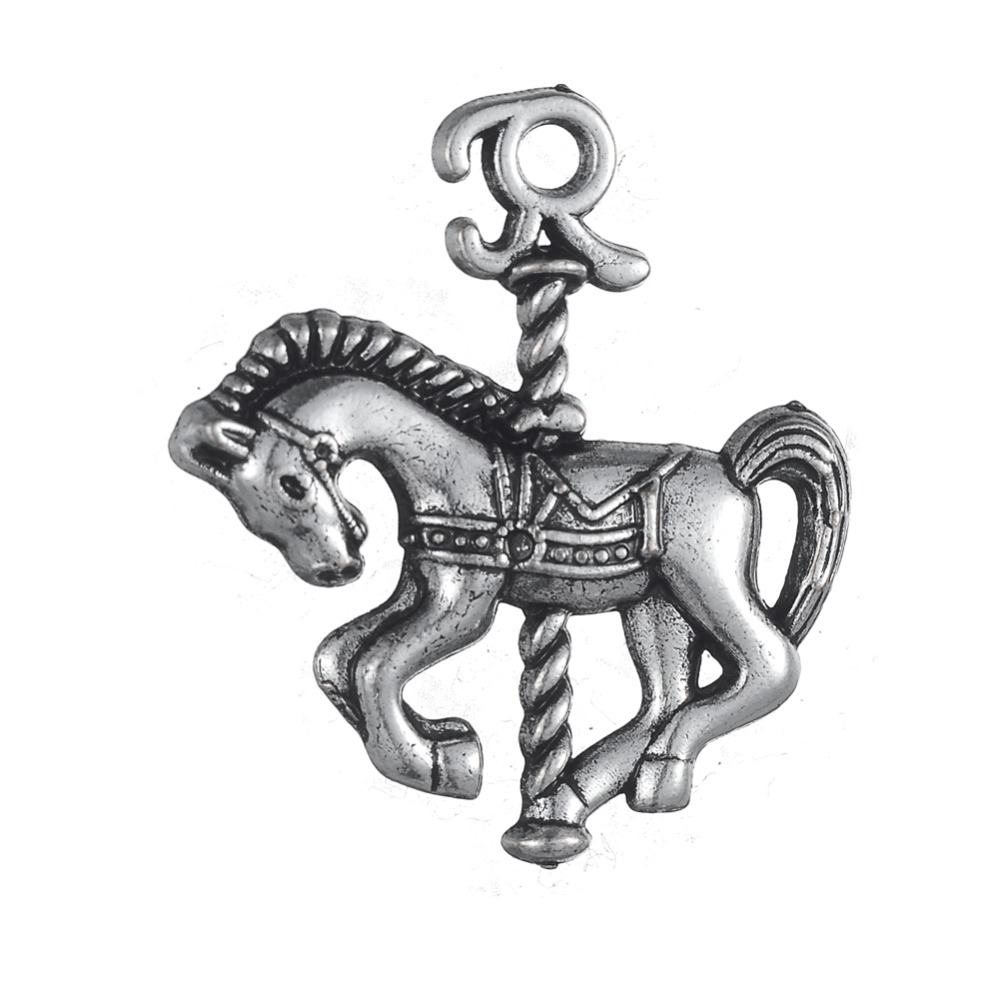 Impartial Eueavan 30pcs Zinc Alloy Different Type Horse Animal Charms Pendants Fit Bracelets Necklaces Key Chain Jewelry Finding Diy Delicious In Taste Jewelry Sets & More