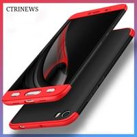 CTRINEWS Mi5 Case Full Coverage Case For Xiaomi 5 Mi5 Luxury Hard PC Plastic Matte Phone