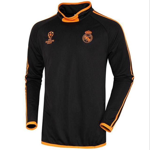 a97bd506254 Long-sleeved suit autumn and winter clothes horse soccer training service  tailored suits, can print name football clothes