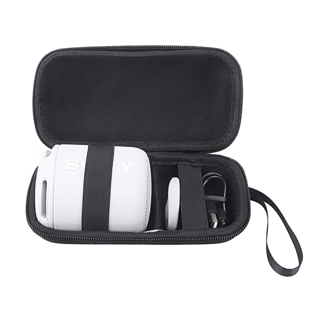 Nejnovější PU přenosný ochranný reproboxový sáček Pouzdro na pouzdro pro Sony XB10 / Anker Soundcore Mini 2 Pocket Bluetooth Speaker
