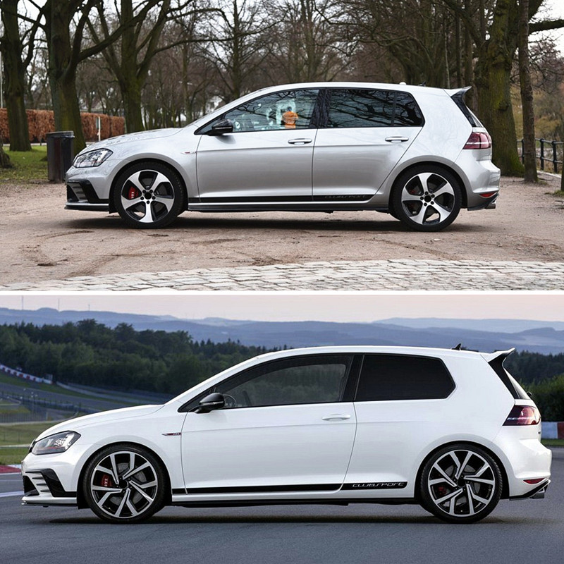 vw golf 7 clubsport. Black Bedroom Furniture Sets. Home Design Ideas
