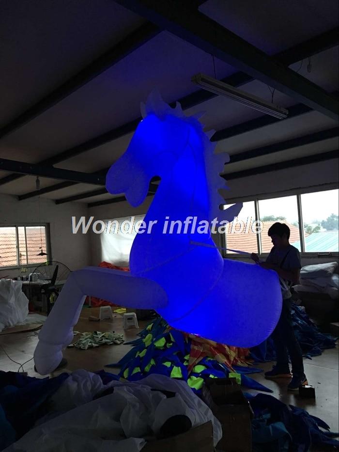 Kundengebundenes aufblasbares Kostüm des Erwachsenen 2.5mH mit - Partyartikel und Dekoration - Foto 3