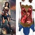 Catcher hero batman vs superman wonder woman costume set traje de wonder woman