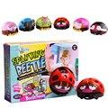 Bluehat presente engraçado pouco juguetes somáticas controle por gestos spanking beetle brinquedo animais de estimação eletrônicos brinquedos interativos para crianças