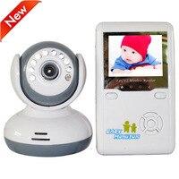 2.4 GHz Wireles Baby Monitor Radio Nanny Babysitter Digital Video Babyfoon Camera Night Vision Color Display Babyphone Camera