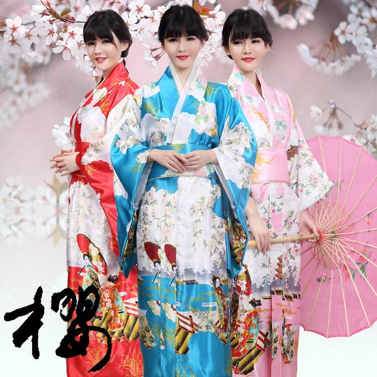 Kimono femme princesse vêtements costume service photo vêtement traditionnel japonais