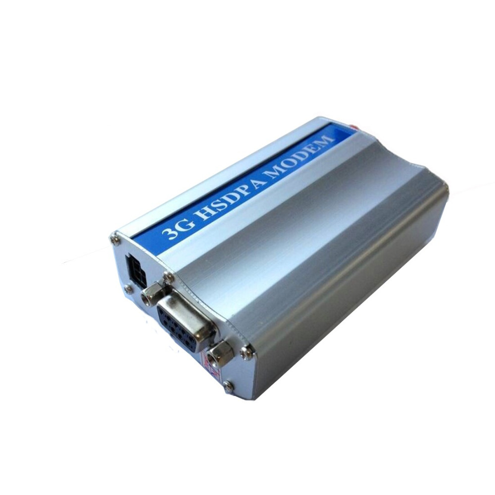 3 G wireless USB/RS232 modem in industrial grade цена
