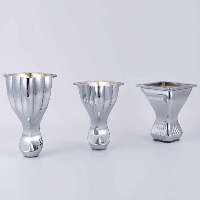 European Metal Furniture Legs For TV Cabinet Chairs Sofa Table Feet Support Bracket DIY Handcrafts Furniture Hardware