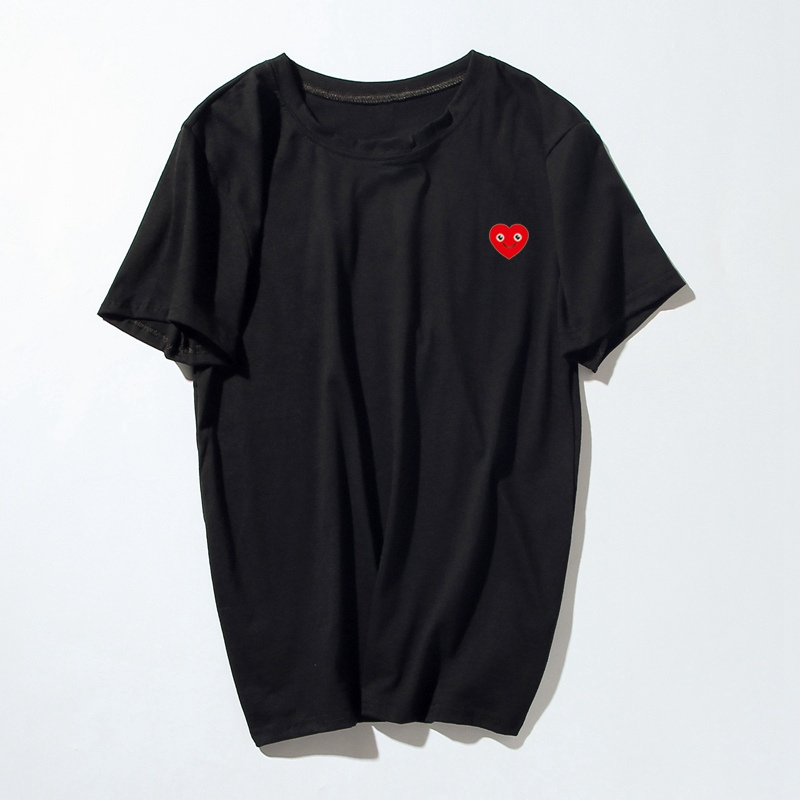 2018 Women Brand Clothing Summer Unisex   T     Shirt   Short Sleeve O-neck Casual Cotton Love Heart Smil Tops Tee Female Ladies   T  -  Shirt