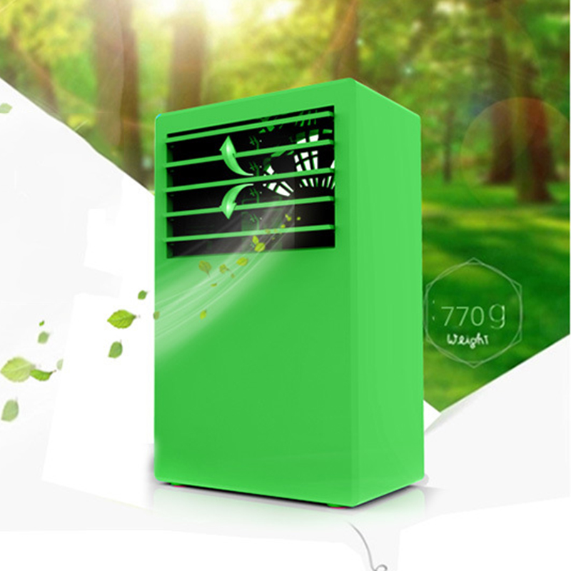 Creative Mini Desktop Air Conditioning Portable Cooling
