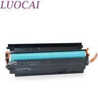Luocai 互換トナーカートリッジ hp hp CE278A 278 laserjet P1566 P1567 P1568 P1569 P1606 P1606dn P1607dn P1608dn プリンタ