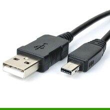 USB Зарядное устройство& кабель для объектива с оптическими зумом Casio Exilim EX-ZR20 ZR200 Z3000 ZR300 ZR1000 ZR1500 EX-TR100 TR150 TR200 ZR15