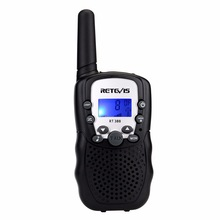 1pc Mini Walkie Talkie Kids Radio Retevis RT388 0.5W UHF 462 467MHz US Frequency Portable Two Way Radio J7027