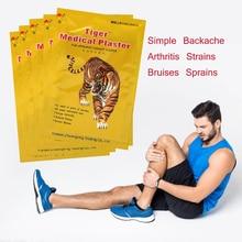 16-96 шт. коленного сустава патч болеутоляющий пластырь на коленях на боль в спине артрита медицинские пластыри тигровый бальзам медицинские пластыри