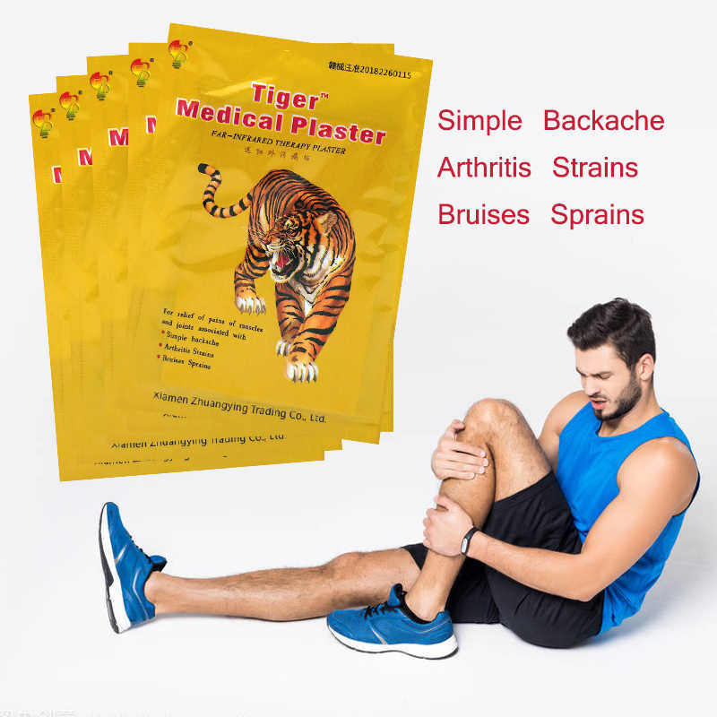 16-96PCS Knee Joint Patch Pain Relieving Patch kneeling at arthritis Back Pain Medical Patches Tiger Balm Medical Plasters