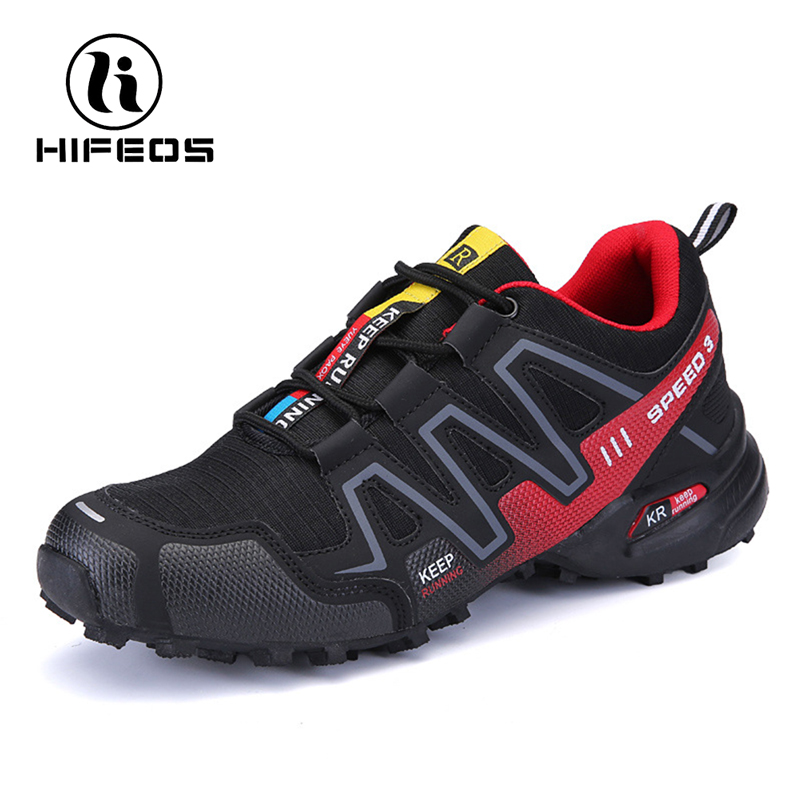 HIFEOS hiking shoes outdoor fishing sneakers for men women sneakers trekking climing waterproof boots ankle boot breathable M006 рюкзак polar polar po001buawne5