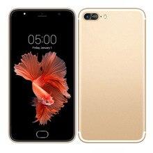 A7 plus smartphone 5.5 pouce écran capacitif mtk6580 quad core téléphone android mobile téléphone gsm wcdma 3g 13.0mp cellulaire téléphones