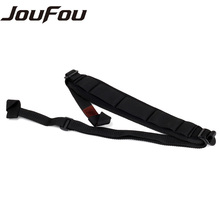 2016 HOT JouFou Shooting Gun Buddy Stretching Nylon Sling Swivels For Any Rifle Shotgun Hunting Accessories